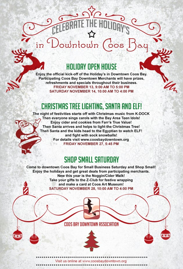cbda calendar holiday events