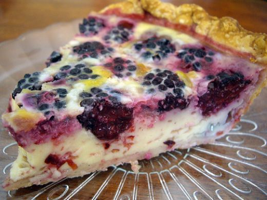 2017 It's All Berry Good Recipe Contest