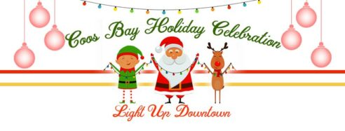 Downtown Coos Bay Holiday Events